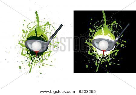 Golf Splat