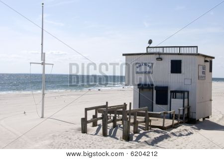 Beach Patrol Headquarters