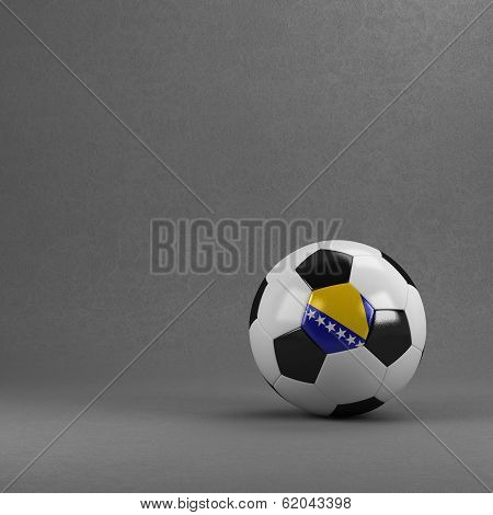 Bosnia And Herzegovina Soccer Ball