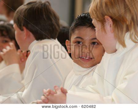 Communion Day