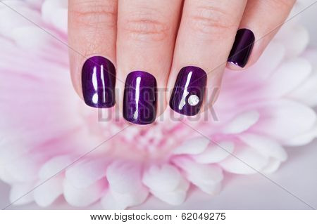 Beautful Manicured Nails
