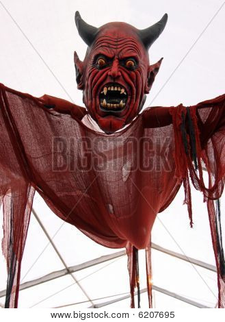 Scary red Devil / Demon
