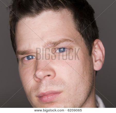 Portrait of Male