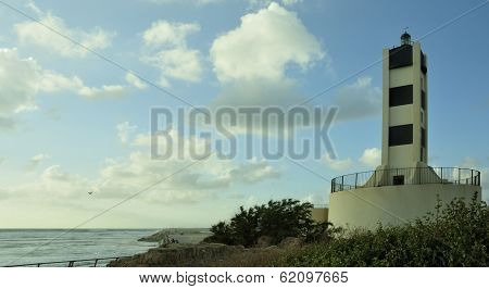 Lighthouse of Tel-Aviv