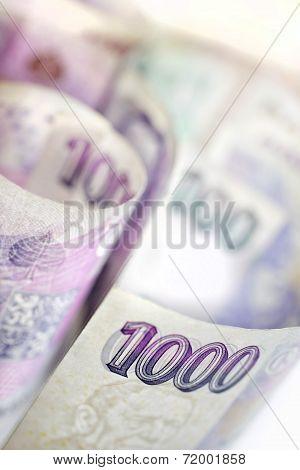 czech money currency