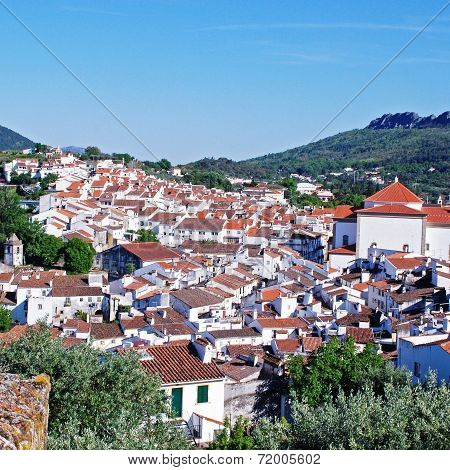 Medieval Village Marvao(Portugal)