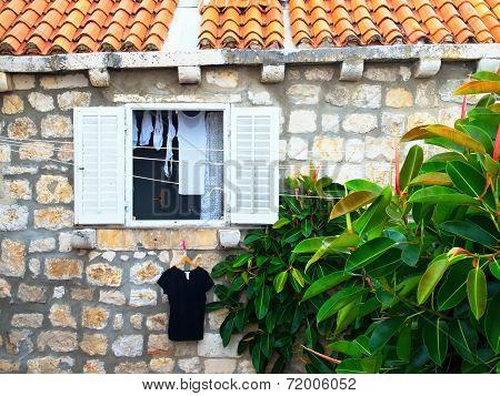 Linen Window