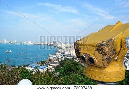 Wall-e At Pattaya