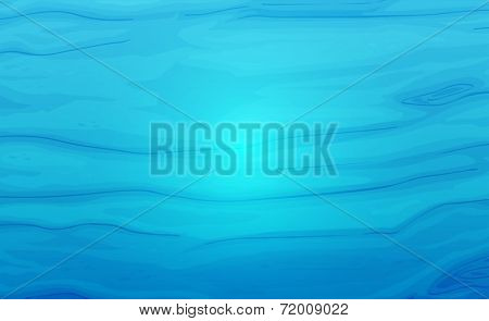 Illustration of a blue water texture