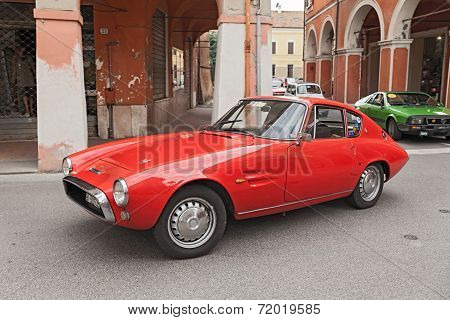 Vintage Italian Car Abarth 1500