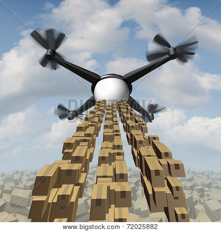 Drone Cargo Delivery