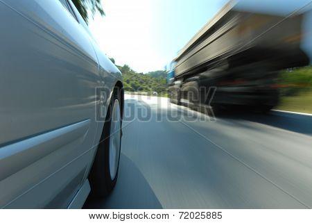 speed car, warp