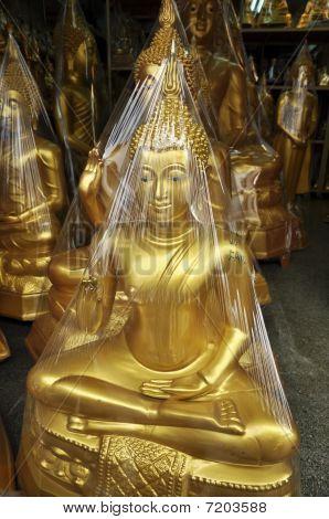Buddha Brass Wrap New