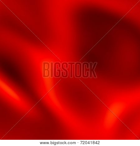 Abstract Simple Elegant Red Silky Background