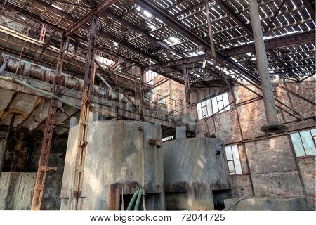 Ore Processing Factory