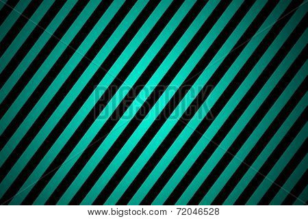 Black And Turquoise Stripped Background