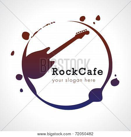 Rock cafe logo