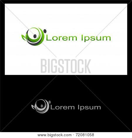 visual identity for clinics, hospitals, fitness centers, natural products