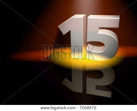 Gratulation 15