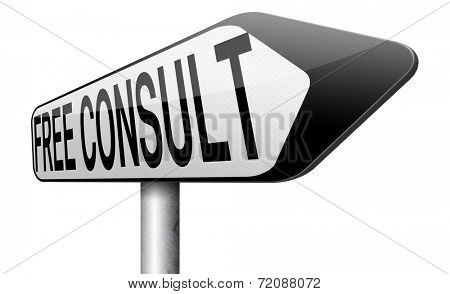 free consult icon help desk and customer support. Gratis custom consultation service and advice.