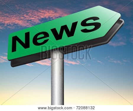latest news article hot and daily breaking news items fresh from press