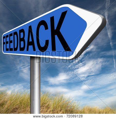 user feedback and customer satisfaction leave a comment and rate this product on this survey write testimonial