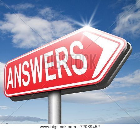 answers search answer on the questions, solve problems and find solution. result of a poll