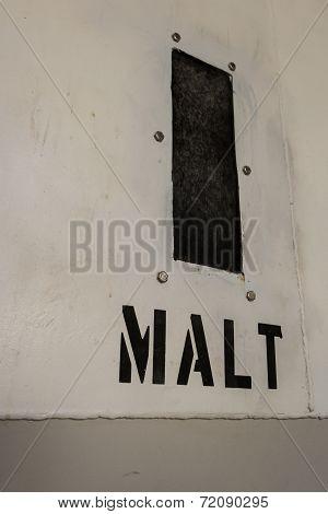 Malt Sign
