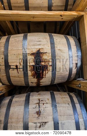 Aging Whiskey