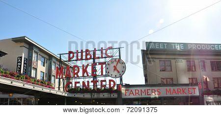 Seattle Public Market Center