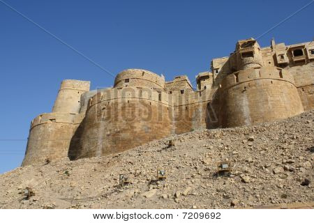 A magnificient Fort