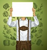 pic of lederhosen  - Idea concept - JPG