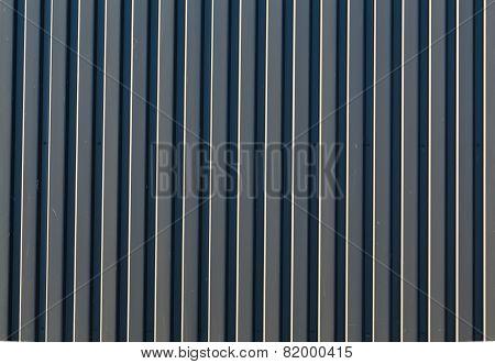 Metal Ridged Background