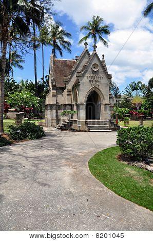 Mausoleo del rey Lunalilo