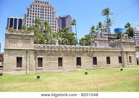 Quartel de Iolani, Honolulu, Havaí
