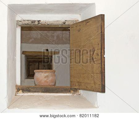 Old Window Hatch