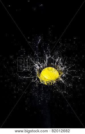 Ball And Splash.