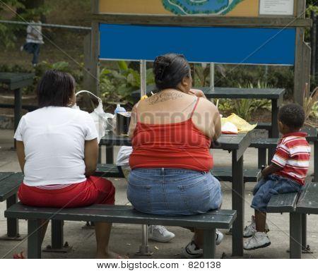 Fast Food Junkie