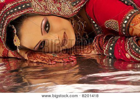 Asian Beautiful Bride