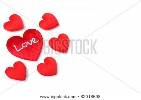 Love for Valentine's day