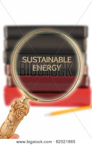 Looking In On Education -  Sustainable Energy
