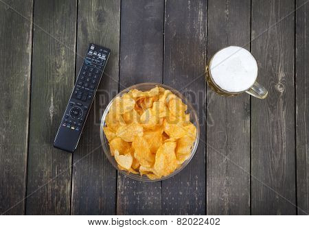 Chips Beer Remote Control