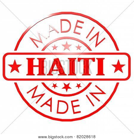 Made In Haiti Red Seal