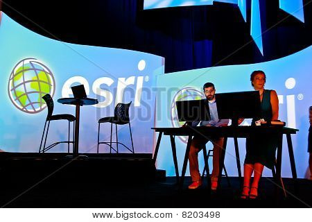 Presenters At The Esri User Conference 2010