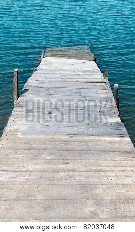 Sunken Jetty