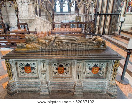 Tomb of King John
