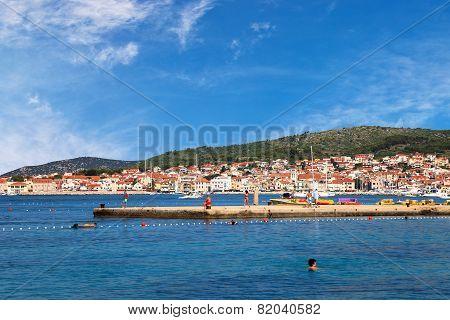 Tourist Resort In Trogir, Croatia