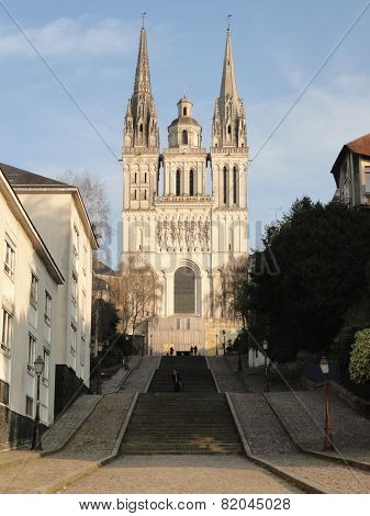 Cathedral of Angers, France