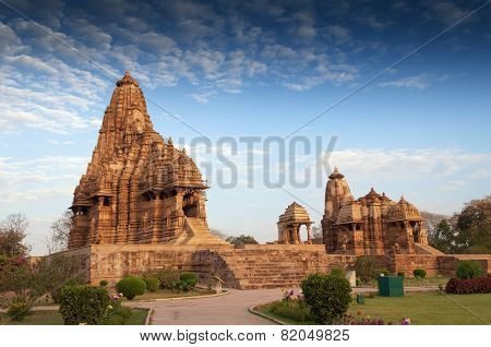 Kandariya Mahadeva Temple, Khajuraho, India-unesco World Heritage Site