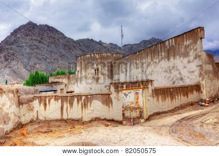 Zorawar Fort, Leh, Ladakh, Jammu And Kashmir, India